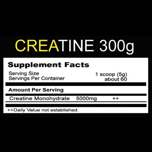 Cratina monohidratada 300G. DK spec