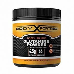 Glutamina 300G Body Fortress
