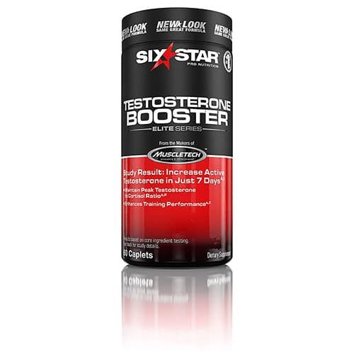 Testosterone Booster Six Star Pro Nutrition Elite Series